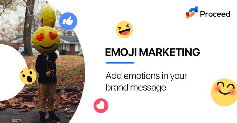 EMOJI MARKETING – Add emotions in your brand message