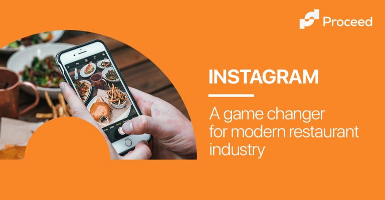 Instagram - A Game Changer for Modern Restaurant Industry