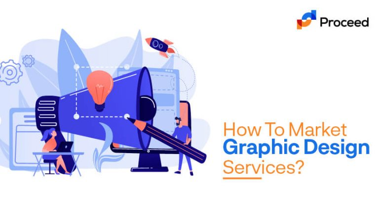 How to market graphic design service