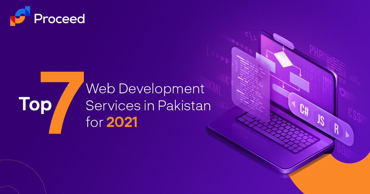 Top 7 Web Development Services in Pakistan for 2021